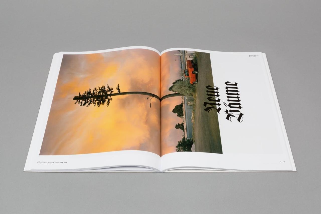 Album, Magazin für Fotografie A4